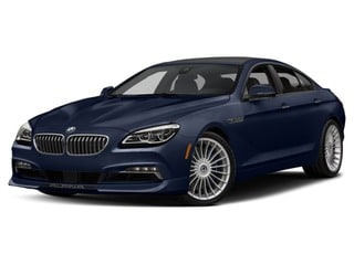 2018 BMW ALPINA B6 Gran Coupe Tanzanite Blue Metallic