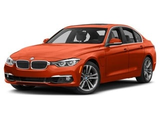 2018 BMW 330e Sedan Sunset Orange Metallic