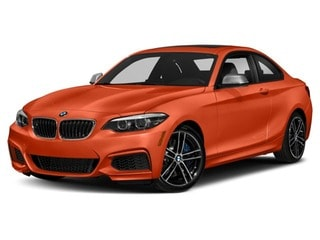 2018 BMW M240i Coupe Sunset Orange Metallic