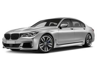2018 BMW M760i Sedan Singapore Gray Metallic