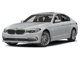 2018 BMW 530e Sedan Rhodonite Silver Metallic