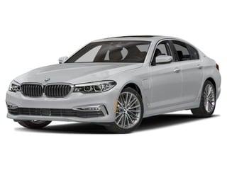 2018 BMW 530e Sedan Rhodonite Silver Metallic