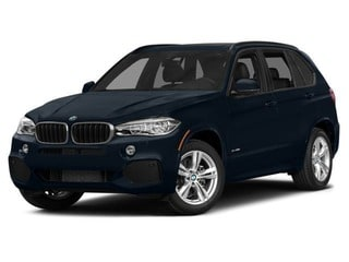2018 BMW X5 SAV Carbon Black Metallic