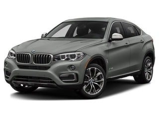 2018 BMW X6 SUV Space Gray Metallic