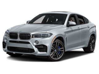 2018 BMW X6 M SAV Silverstone Metallic
