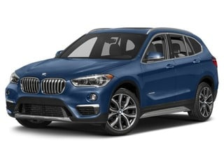2018 BMW X1 SUV Estoril Blue Metallic