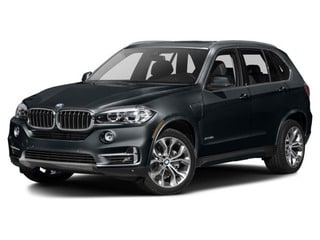 2018 BMW X5 eDrive SAV Carbon Black Metallic