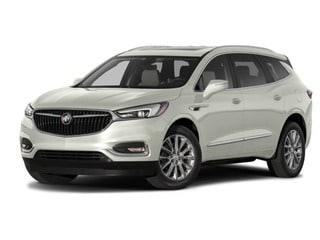 2018 Buick Enclave SUV White Frost Tricoat