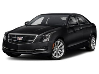 2018 CADILLAC ATS Sedan Stellar Black Metallic