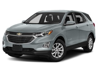 2018 Chevrolet Equinox SUV Satin Steel Metallic