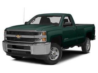 2018 Chevrolet Silverado 3500HD Truck Woodland Green