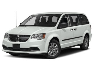 2018 Dodge Grand Caravan Van White Knuckle Clearcoat
