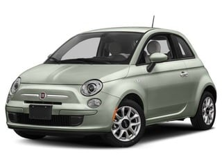 2018 FIAT 500 Hatchback Verde Chiaro (Light Green)