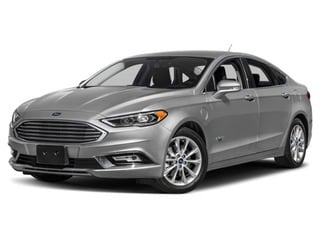 2018 Ford Fusion Energi Sedan Ingot Silver Metallic