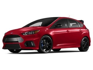 2018 Ford Focus RS Hatchback Race Red