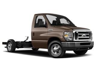2018 Ford E-350 Cutaway Truck Stone Gray Metallic