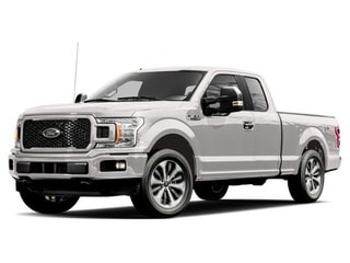 2018 Ford F-150 Truck White Platinum Metallic Tri-Coat