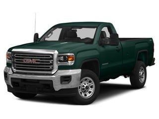 2018 GMC Sierra 3500HD Truck Woodland Green
