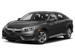 2018 Honda Civic Sedan Modern Steel Metallic