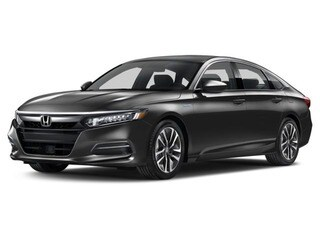 2018 Honda Accord Hybrid Sedan Modern Steel Metallic