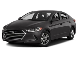2018 Hyundai Elantra Sedan Galactic Gray Metallic