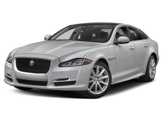 2018 Jaguar XJ Sedan Yulong White Metallic