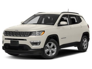 2018 Jeep Compass SUV White Clearcoat