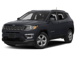 2018 Jeep Compass SUV Rhino Clearcoat