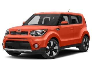 2018 Kia Soul Hatchback Wild Orange