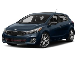 2018 Kia Forte5 Hatchback Deep Sea Blue