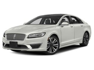 2018 Lincoln MKZ Sedan White Platinum Metallic Tri-Coat