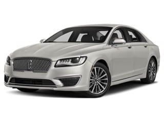 2018 Lincoln MKZ Hybrid Sedan White Platinum Metallic Tri-Coat
