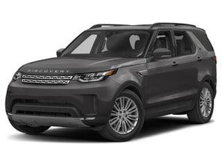 2018 Land Rover Discovery SUV Corris Gray Metallic