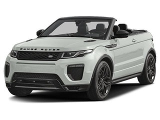 2018 Land Rover Range Rover Evoque SUV Phoenix Orange Metallic