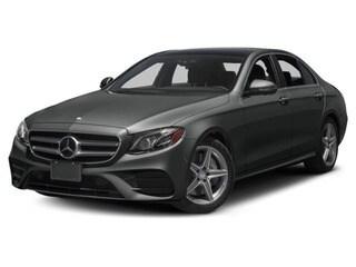 2018 Mercedes-Benz E-Class Sedan Selenite Grey Metallic