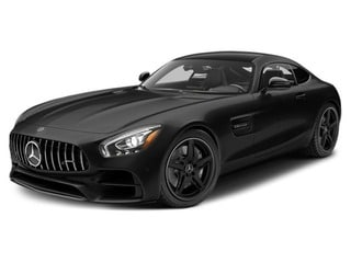 2018 Mercedes-Benz AMG GT Roadster Magnetite Black Metallic