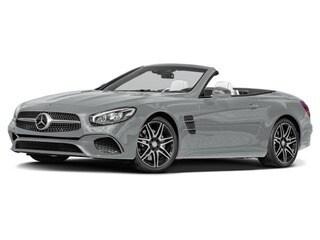 2018 Mercedes-Benz SL 450 Convertible Selenite Gray Metallic