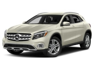 2018 Mercedes-Benz GLA 250 SUV Polar White