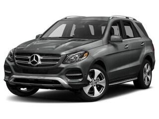 2018 Mercedes-Benz GLE 350 SUV Selenite Gray Metallic