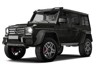 2018 Mercedes-Benz G-Class SUV Electric Beam Exclusive High Gloss