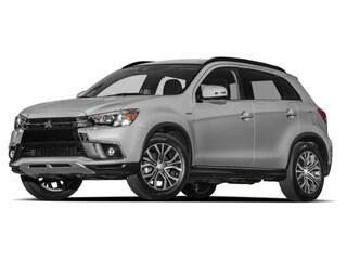 2018 Mitsubishi Outlander Sport CUV Alloy Silver Metallic