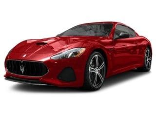 2018 Maserati GranTurismo Coupe Rosso Trionfale Metallic