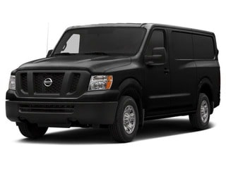 2018 Nissan NV Cargo NV1500 Van Super Black