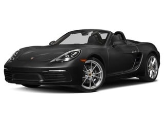 2018 Porsche 718 Boxster Convertible Custom Color Metallic