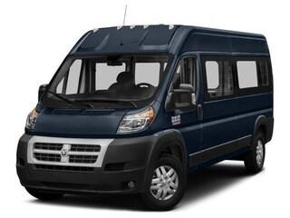 2018 Ram ProMaster 3500 Window Van Van True Blue Pearlcoat
