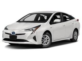 2018 Toyota Prius Hatchback Super White