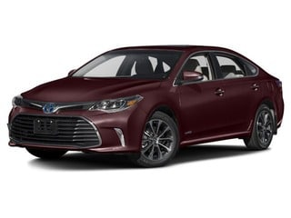 2018 Toyota Avalon Hybrid Sedan Sizzling Crimson Mica