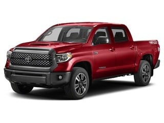 2018 Toyota Tundra Truck Barcelona Red Metallic