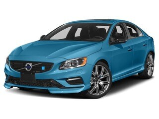 2018 Volvo V60 Wagon Cyan Racing Blue
