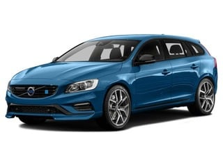 2018 Volvo V60 Wagon Cyan Racing Blue